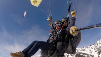 Jackson Hole Paragliding – JHMR Tandems, Guiding and Tours