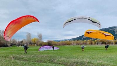 Paragliding Instruction