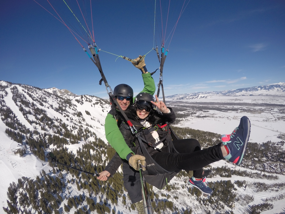 Local Paragliding Photo Gallery – Jackson Hole Paragliding ...